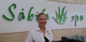 Claudine Riemer, Director Sabila Spa & Wellness Week